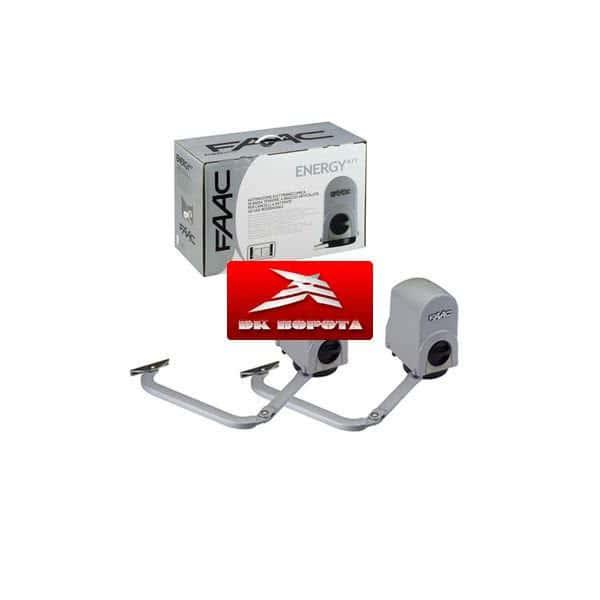 FAAC 391 KIT комплект автоматики для распашных ворот