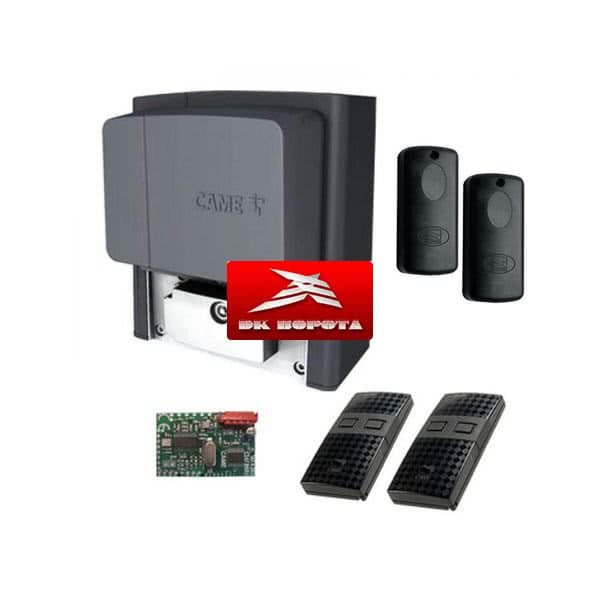 CAME BX608 TW DIR10 автоматика для откатных ворот