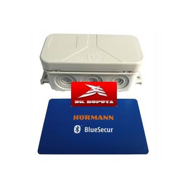 Hormann HET/S 24 BLE радиоприемник трехканальный