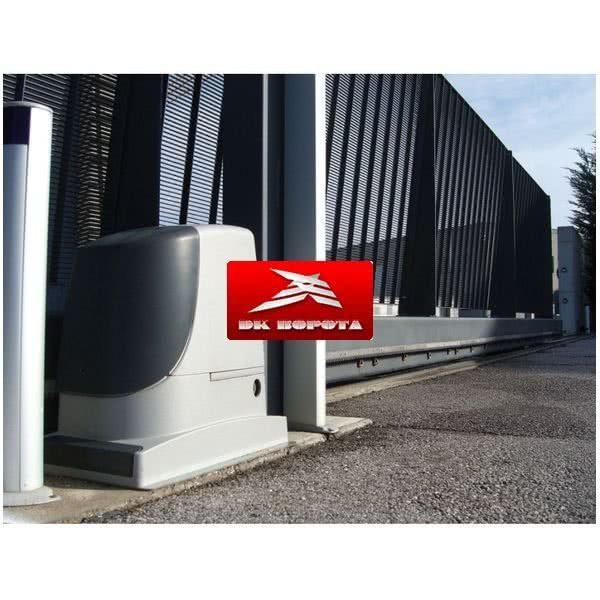 NICE RUN1500 привод для откатных ворот до 1500 кг