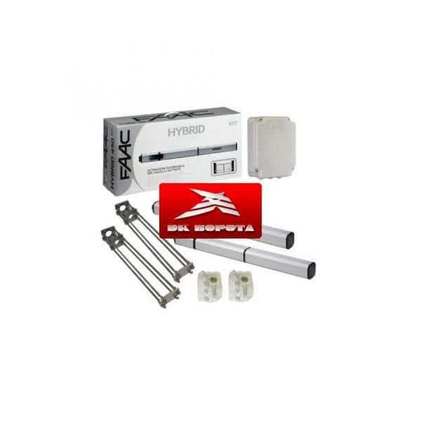 FAAC 400 CBAC LONG KIT комплект гидравлического привода