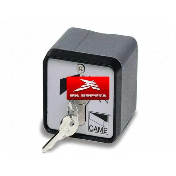 Came 001SET-J Ключ-выключатель накладной