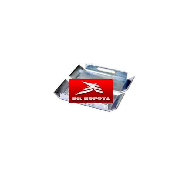 FAAC 7280675 пластина на рейку для индукционного концевого выключателя FAAC