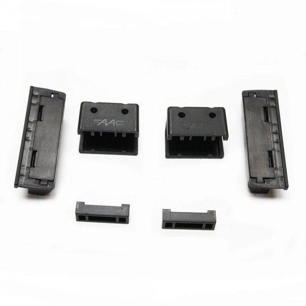 Faac 63000355 магниты с кронштейнами крепления
