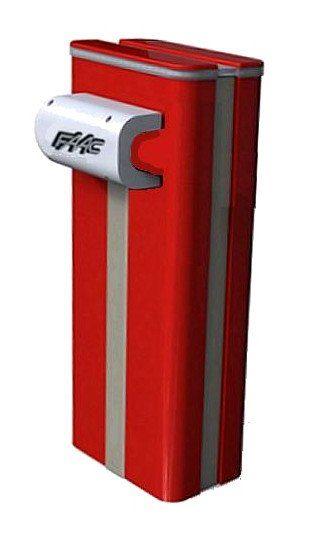 FAAC 416016 кожух шлагбаума B680H, красный RAL 3020