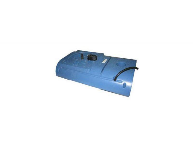 DoorHan DHG020 нижняя часть корпуса SECTIONAL-750/1200