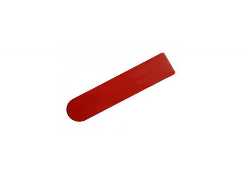 FAAC 7119215 заглушка торцевая прямоугольной стрелы с демпфером 25х90 мм.