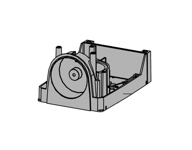 FAAC 115006 станина редуктора для привода 391 серии