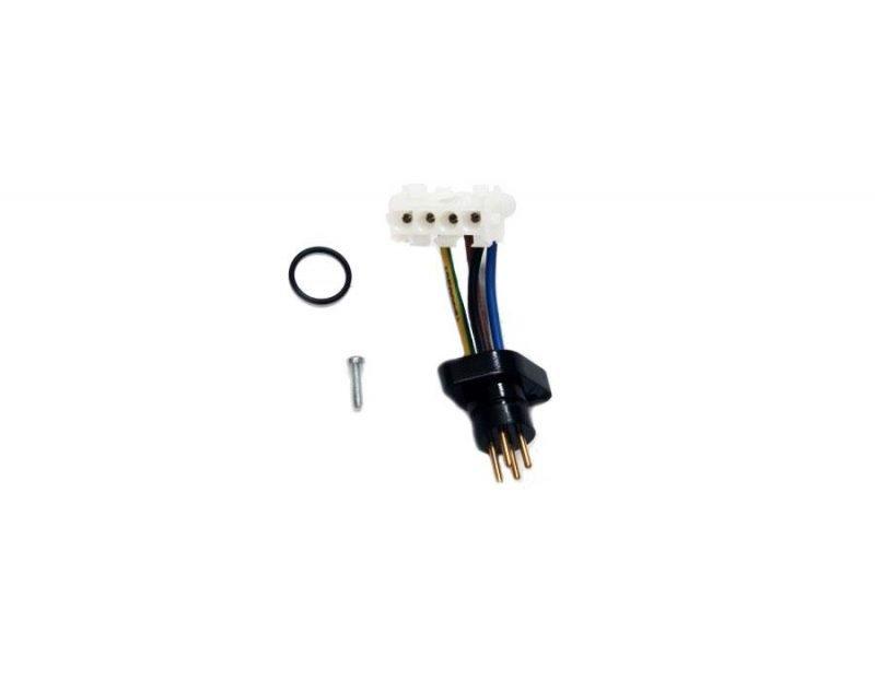 FAAC 417010 кабель электромотора гидростанции с круглым разъемом для приводов 400, 402, 422 серий