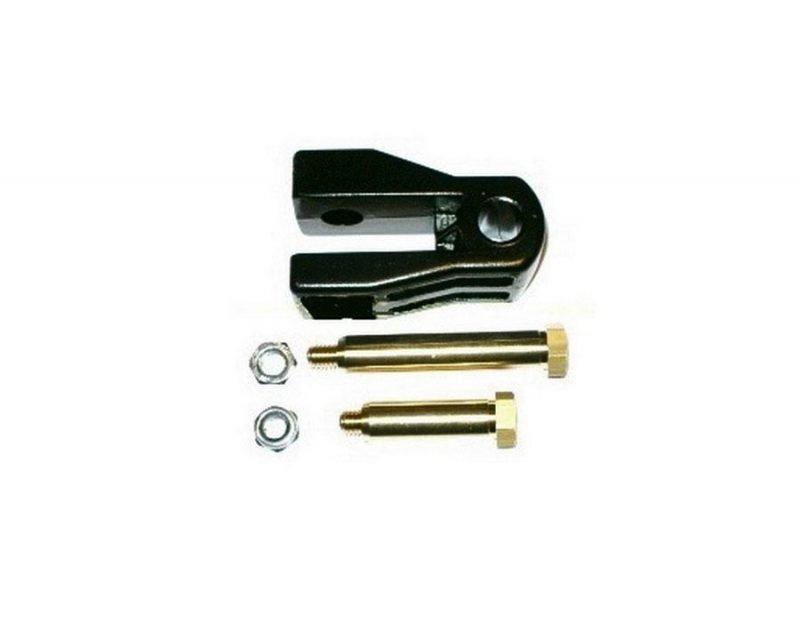 FAAC 4900645 вилка для распашных приводов алюминиевая комплект
