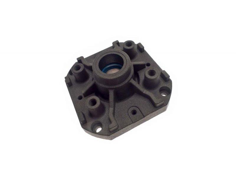 FAAC 4994625 фланец фронтальный в сборе с уплотнителем штока для привода 400 серии