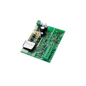 FAAC 2024015 плата управления E 600 встраиваемая в привод D600