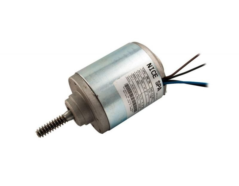 Nice MBA01R03 электродвигатель HY7024, HY7124, MB4024, MB4024, MB5024, MB5024, ME3024