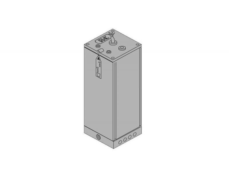 FAAC 2077445 гидростанция СВАС 1,5 л для шлагбаумов 615, 610 серий