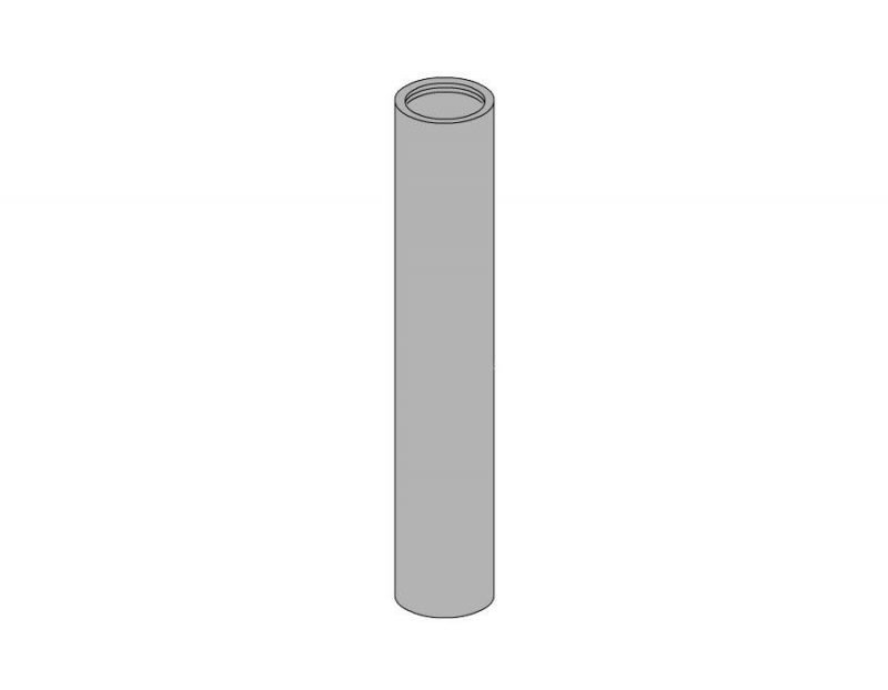 FAAC 7366185 труба — корпус гидроцилиндра шлагбаумов 615, 610 серий