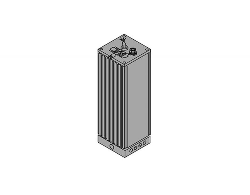 FAAC 2077505 гидростанция СВАС 2 л без термодатчика для шлагбаумов 620, 640 серий