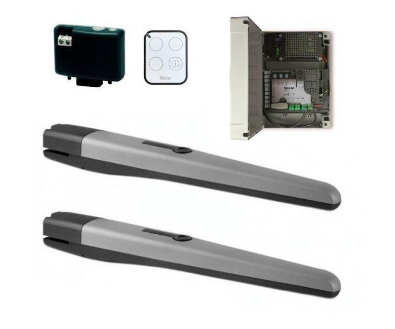 NICE TO4016BDKIT автоматика для распашных ворот