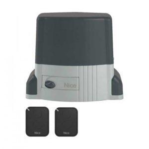 Комплект электропривода (привода) TH1500 KCE Nice для откатных ворот до 1500 кг