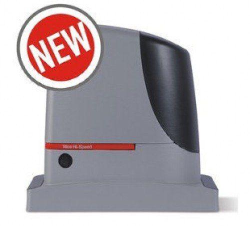 Электропривод (привод) RUN400HS Nice для автоматизации автоматикой откатных автоматических ворот до 400 кг