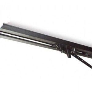 SNA6 рейка приводная с зубчатым ремнем (для ворот высотой до 3,43 м) Nice