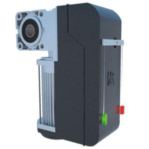 Электропривод (привод) осевой PEGASO BCJA 230 V с блоком управления ELMEC1 для автоматизации секционных автоматических ворот до 25 кв. м