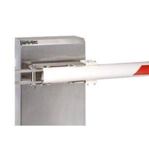 Крепление FAAC для круглых Ø85мм поворотных стрел к 620, 642, В680 Н, нержавеющая сталь