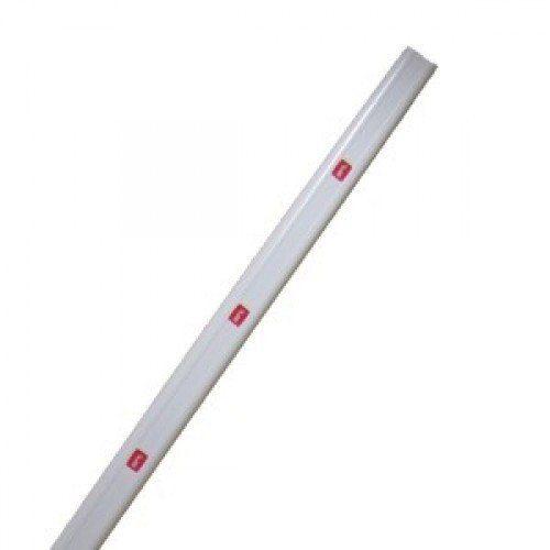 Стрела для шлагбаумаBFTовального сечения 6,4 Ø70х35мм, функция
