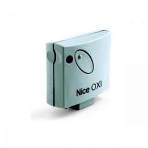 NICE OXIT радиоприемник встраиваемый с ретранслятором 4-канальный (серия OPERA)