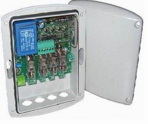 Радиоприемник 4-х канальный CLONIX 4 RTE