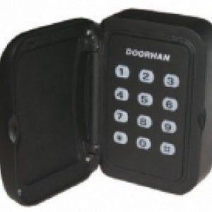Keypad — радиокодовая клавиатура (DOORHAN)