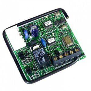 Радиоприемник 2-канальный встраиваемый в разъем RP 433 МГц RC