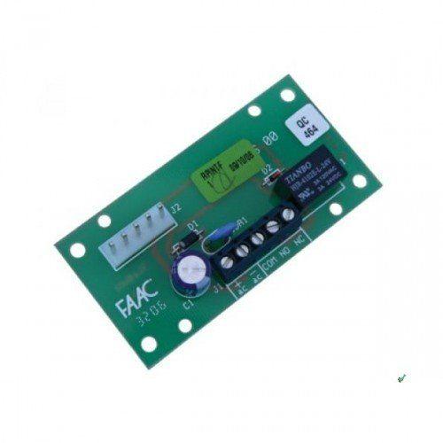 Модуль релейный для проводного подключения