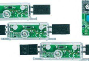 MOOVI LIGHT3 — комплект подсветки стрелы ELL3.