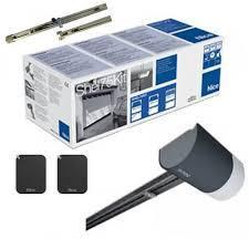 Комплект привода для секционных ворот SHEL75 KIT Nice
