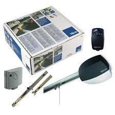 SPIN22BDKCE Nice Комплект привода для секционных ворот (Радиоприёмник и пульт с обратной связью)