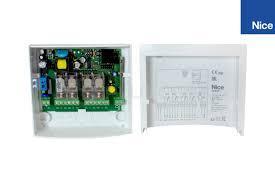 NICE OX4T радиоприемник универсальный с ретранслятором 4-канальный (серия OPERA)