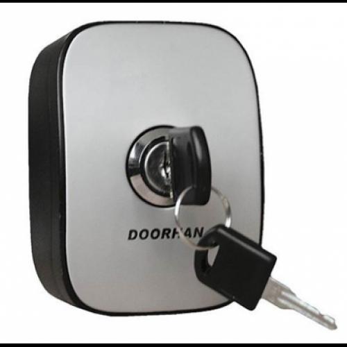 KEYSWITCH_N Ключ-выключатель накладной (Doorhan)