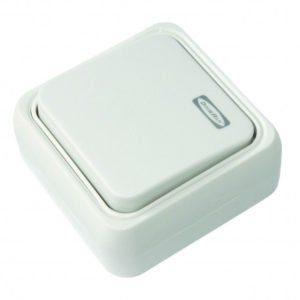 Выключатель клавишный (одна кнопка) для приводов D1000, D600 SWITCH (DOORHAN)