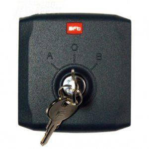 BFT Q.BO KEY ключ-выключатель накладной