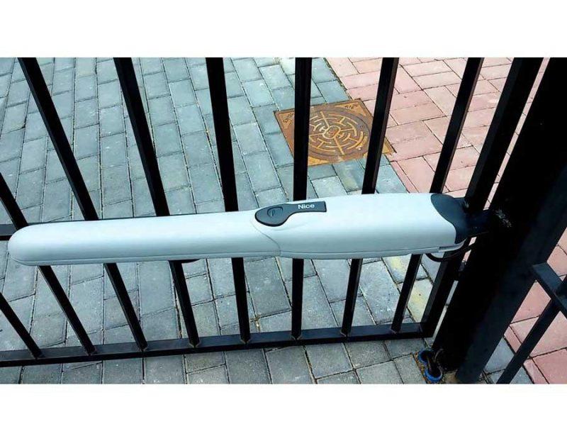 NICE WINGO 3524KCE автоматика для распашных ворот