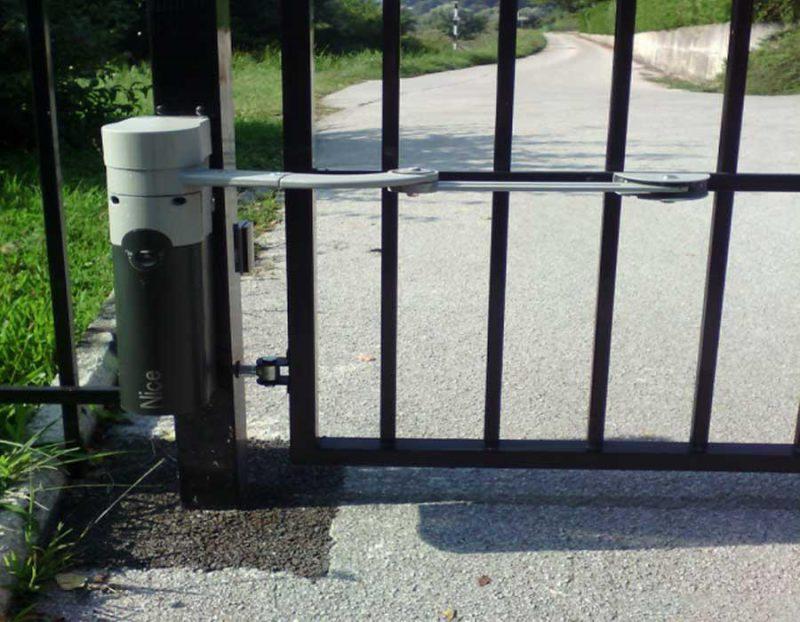 NICE WALKY1024KCE автоматика для распашных ворот