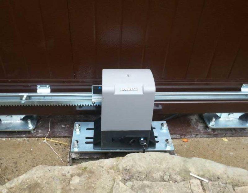 DOORHAN SLIDING-800 привод для откатных ворот