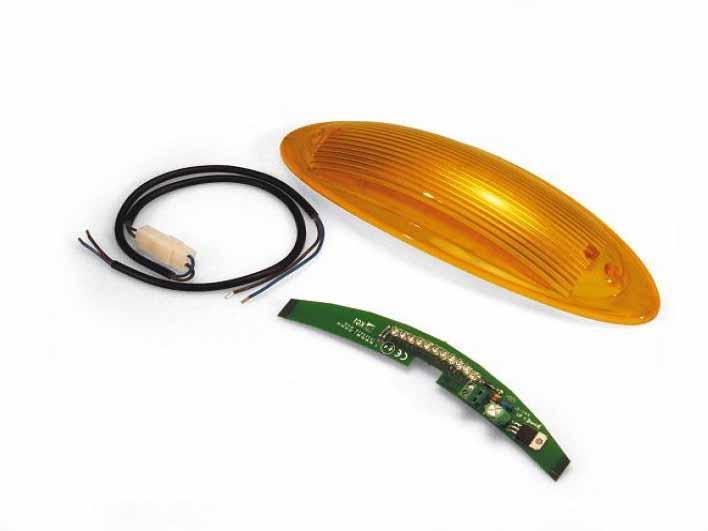 Came 001G02801 сигнальная светодиодная лампа