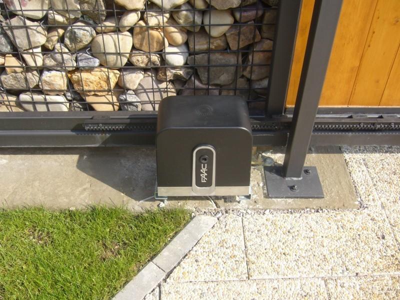 FAAC C 721 (109321) привод для откатных ворот