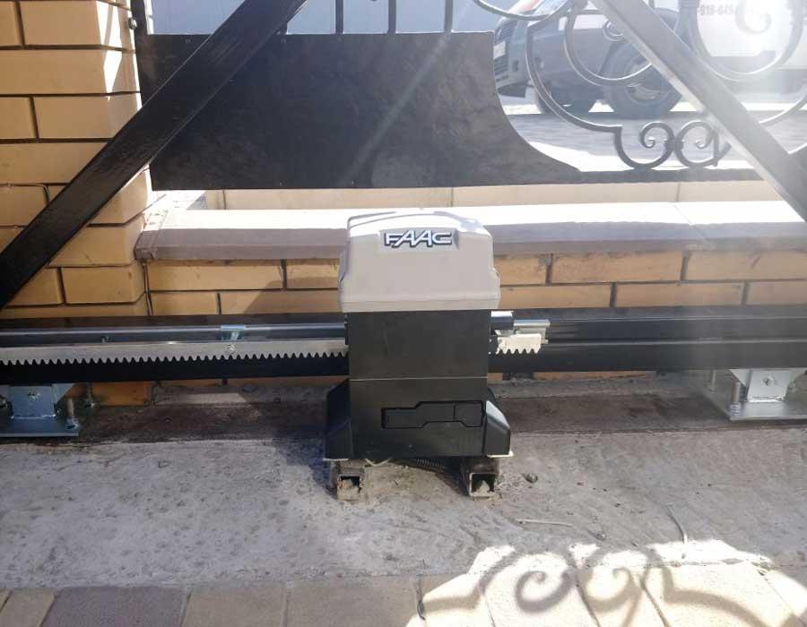 FAAC 746ER (109776) привод для откатных ворот