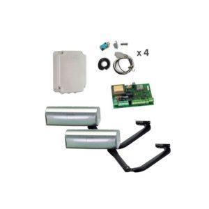 FAAC 390 комплект автоматики для распашных ворот