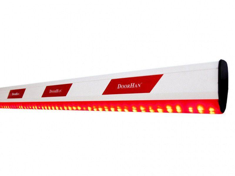 Doorhan BOOM-3 LED стрела шлагбаума 3 метра