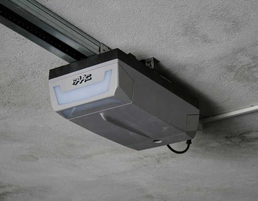 FAAC D1000KIT автоматика для секционных ворот