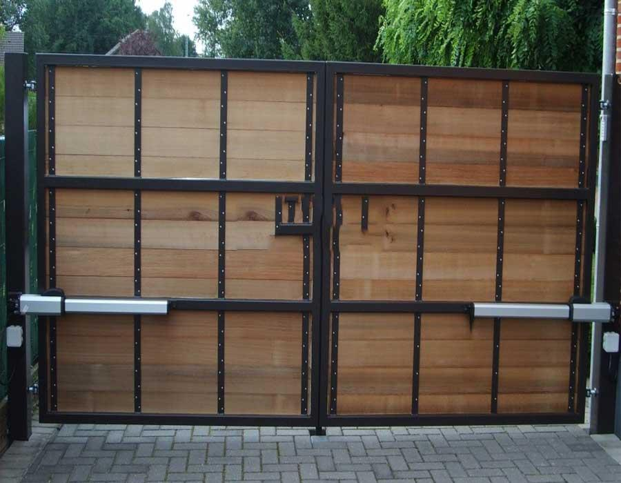 Faac 422 CBAC (10420077) гидравлический привод для распашных ворот