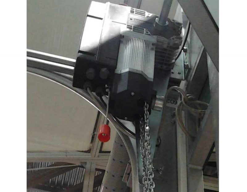 Doorhan Shaft-50KIT привод для промышленных ворот